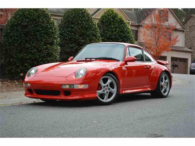 1996 Porsche 911 Turbo | 959591