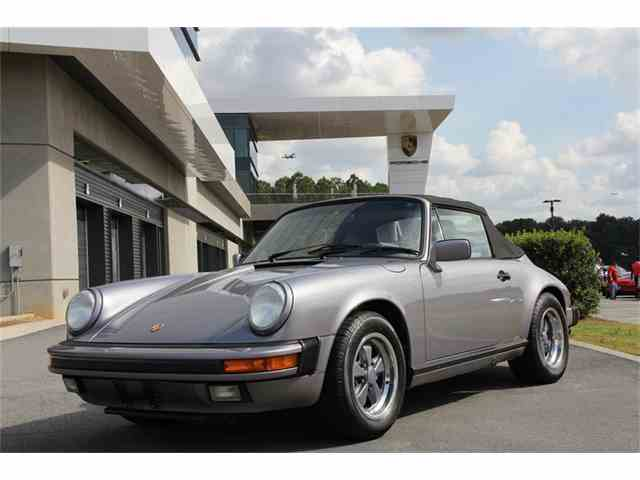 1988 Porsche 911 Carrera | 959592