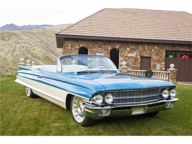 1962 Cadillac Series 62 | 959597
