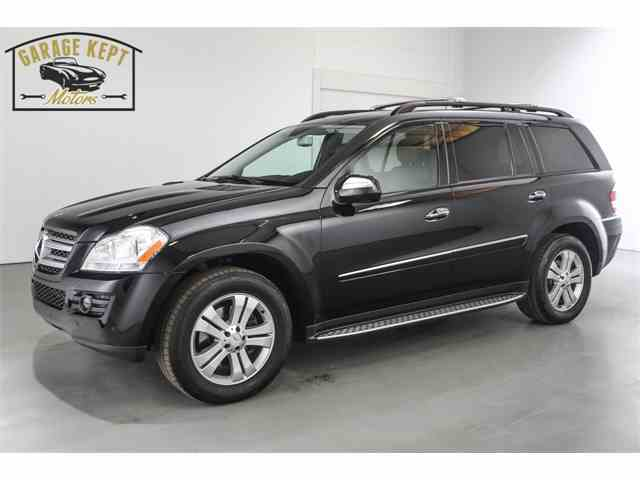 2009 Mercedes-Benz GL450 | 959602