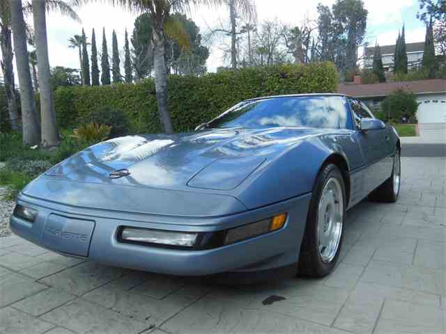 1991 Chevrolet Corvette | 959607