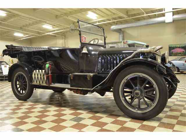 1917 Stanley Steamer Touring Model 728 | 959617