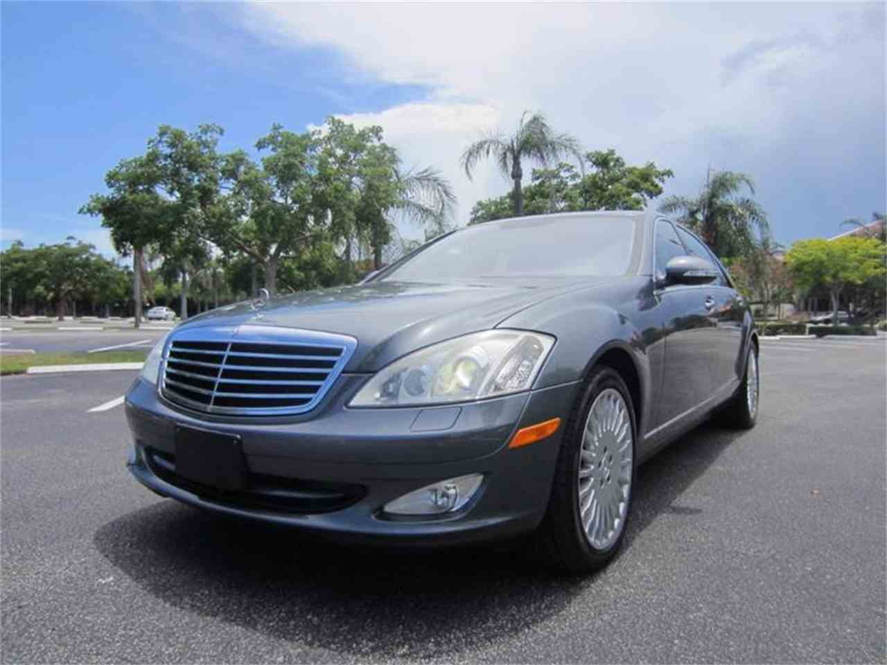2007 mercedes benz s class for sale cc 959624. Black Bedroom Furniture Sets. Home Design Ideas