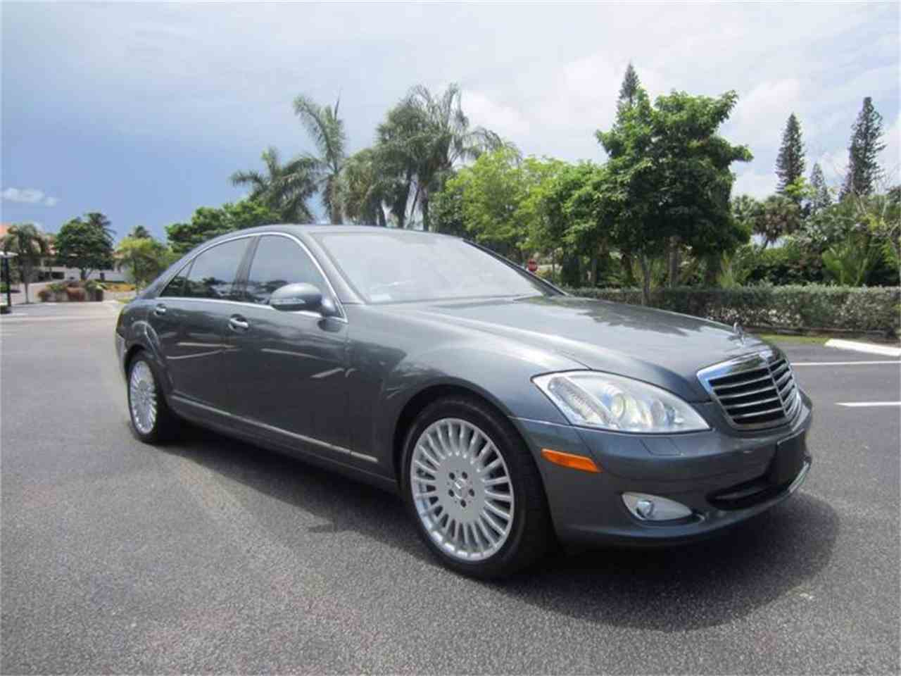 2007 mercedes benz s class for sale cc for Mercedes benz s500 for sale