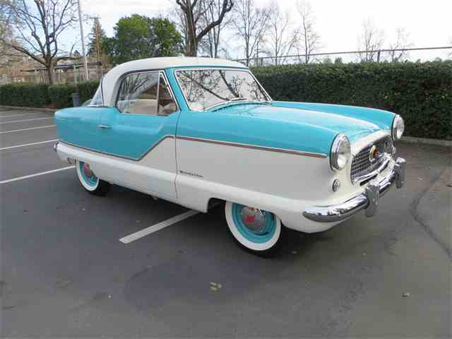 1960 Nash Metropolitan | 959637