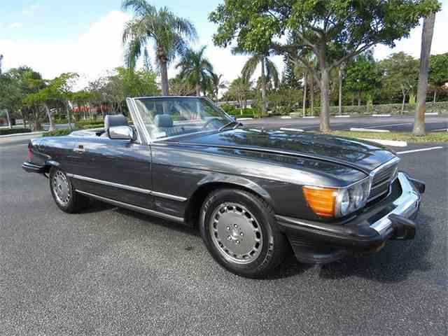 1988 Mercedes-Benz 560 | 959639