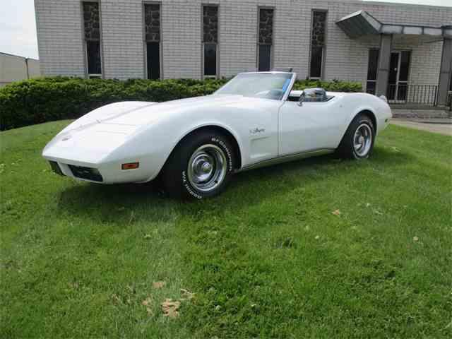 1974 Chevrolet Corvette | 959646