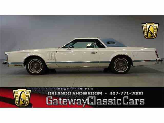 Picture of '78 Continental - KDRP