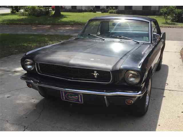 1966 Ford Mustang | 959657