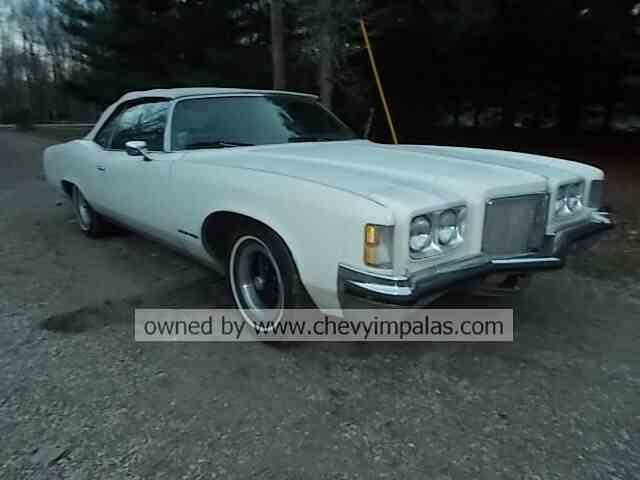 1972 Pontiac Grand Ville | 959658