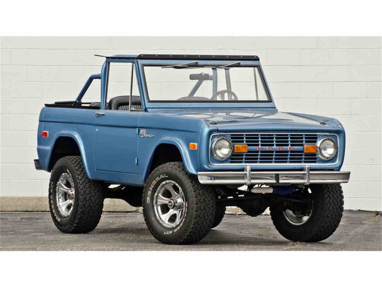 1976 ford bronco for sale cc 959666. Black Bedroom Furniture Sets. Home Design Ideas