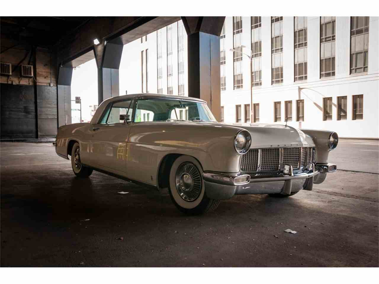 1957 Lincoln Continental Mark Ii For Sale Classiccars