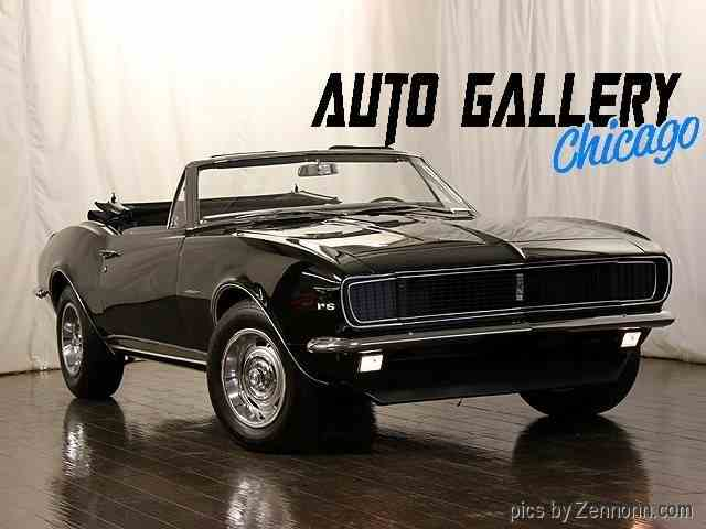1967 Chevrolet Camaro | 959690