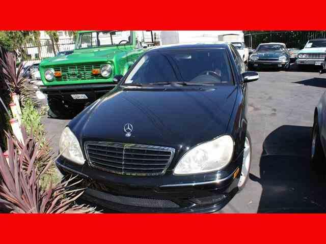 2004 Mercedes-Benz S-ClassS600 | 959692