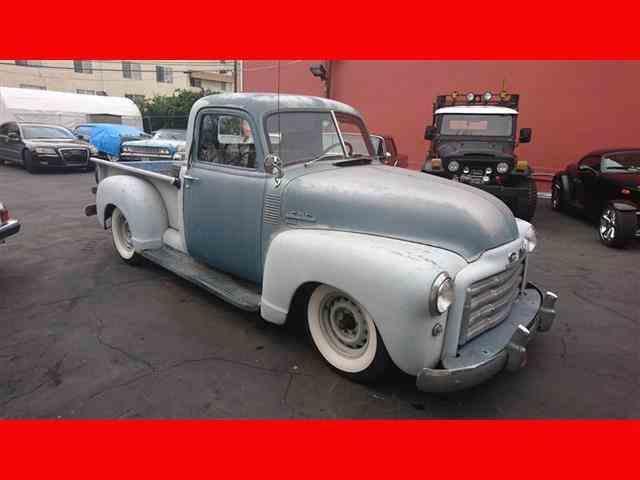 1949 GMC Pickup   959694