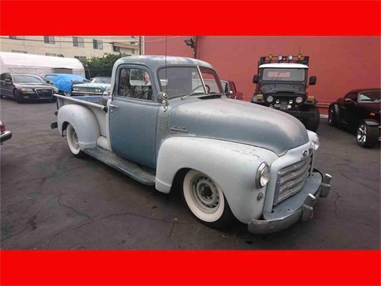 1949 gmc pickup for sale cc 959694. Black Bedroom Furniture Sets. Home Design Ideas