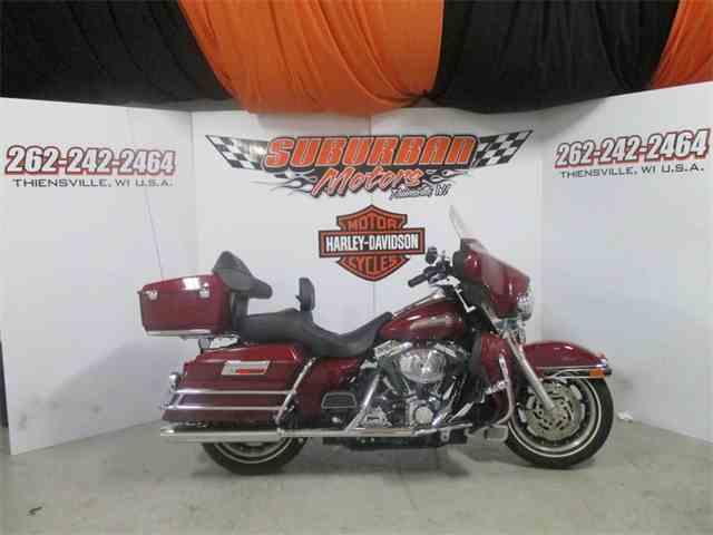 2006 Harley-Davidson® FLHTCI - Electra Glide® Classic | 959696