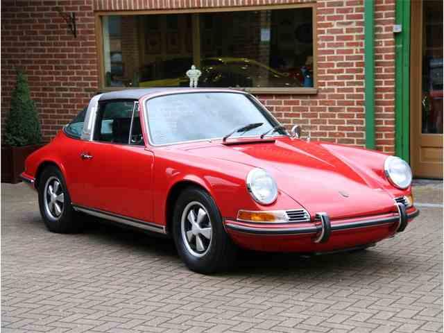 1970 Porsche 911E | 959703