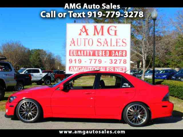 2002 Lexus IS300 | 959708