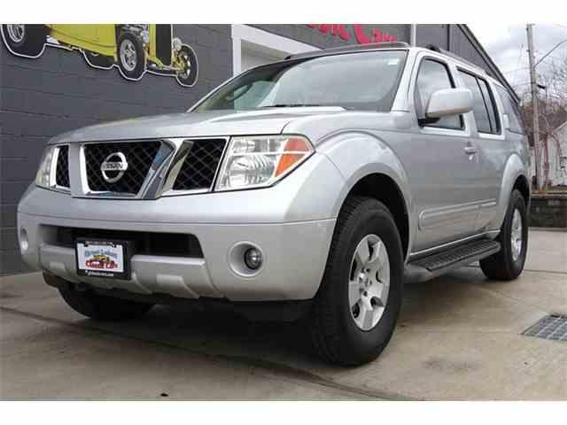 2005 Nissan Pathfinder | 959743