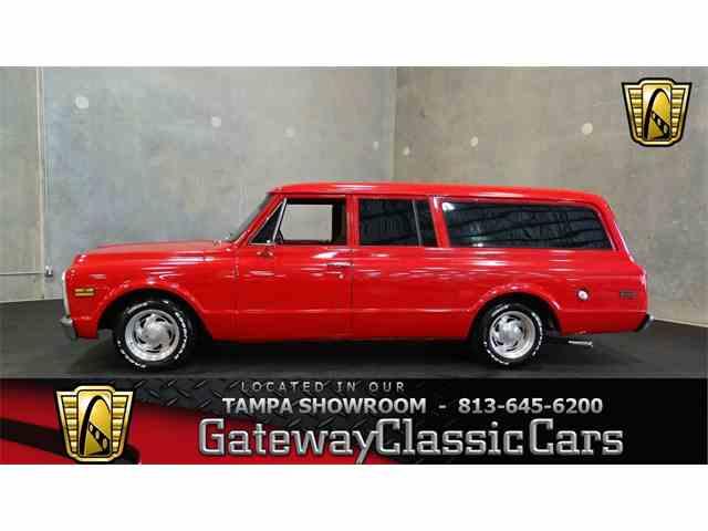 1972 Chevrolet Suburban | 950975