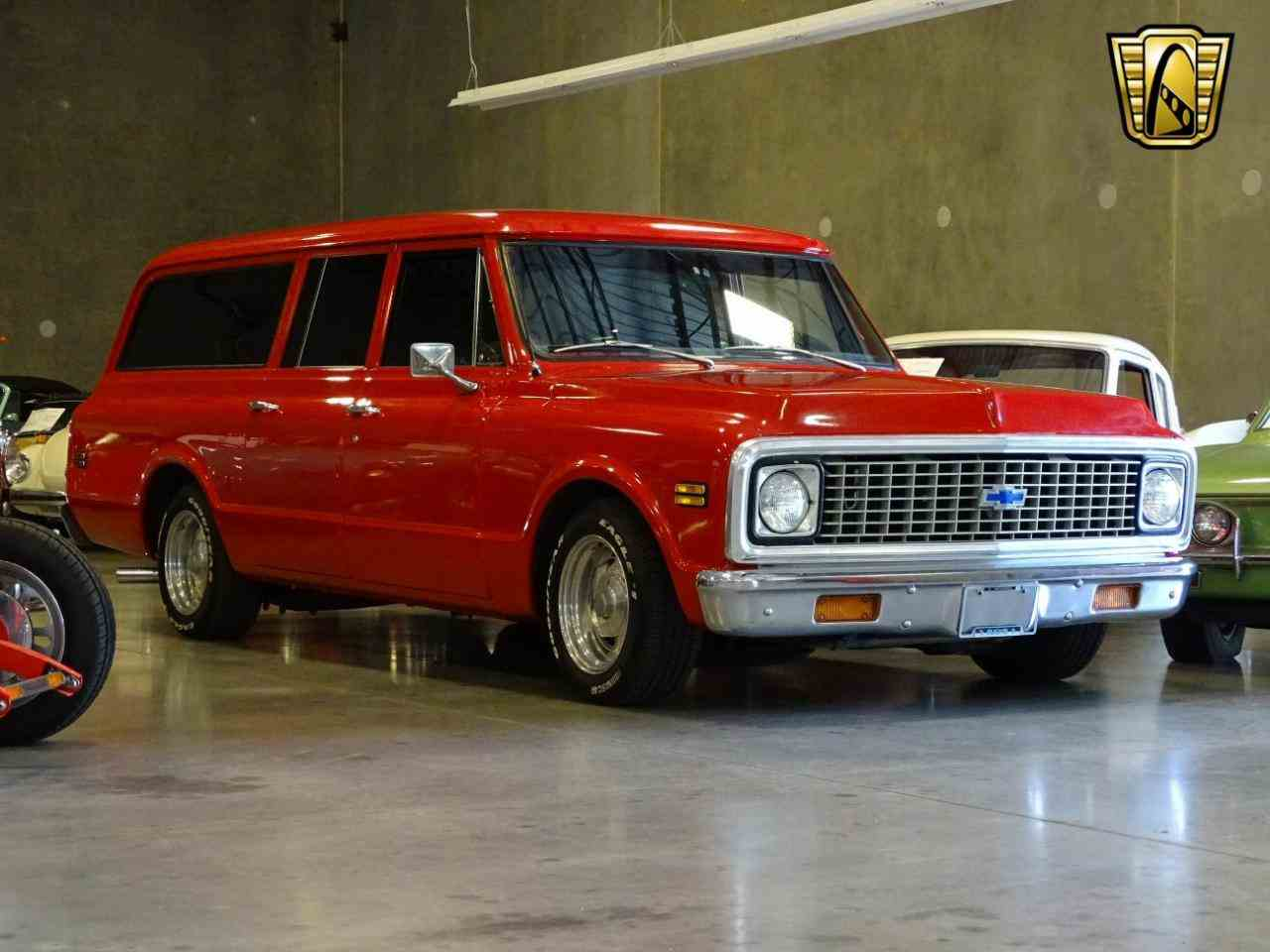 Chevy Dealers Tampa >> 1972 Chevrolet Suburban for Sale | ClassicCars.com | CC-950975