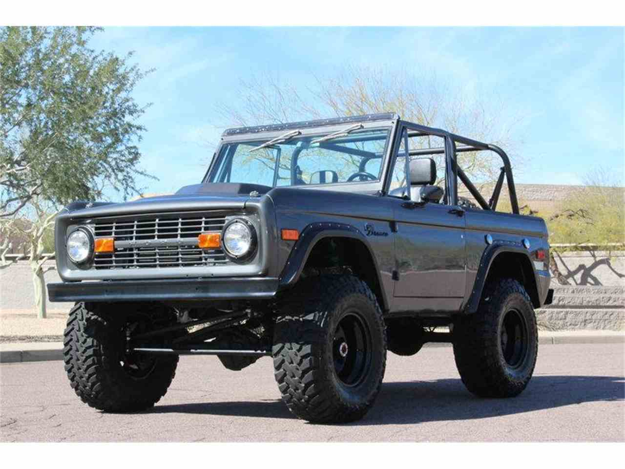 1971 ford bronco for sale cc 959758. Black Bedroom Furniture Sets. Home Design Ideas