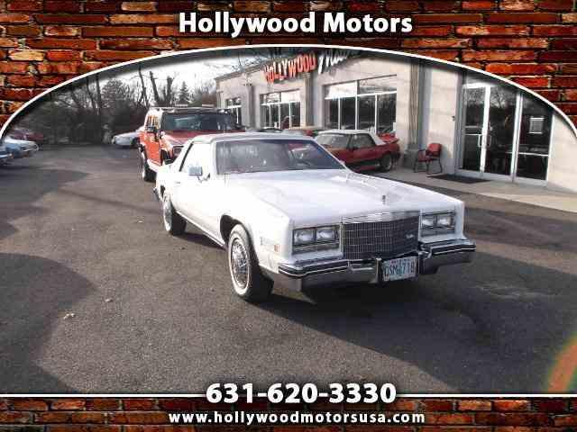 1984 Cadillac Eldorado | 959759