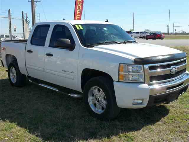 2011 Chevrolet Silverado | 959764