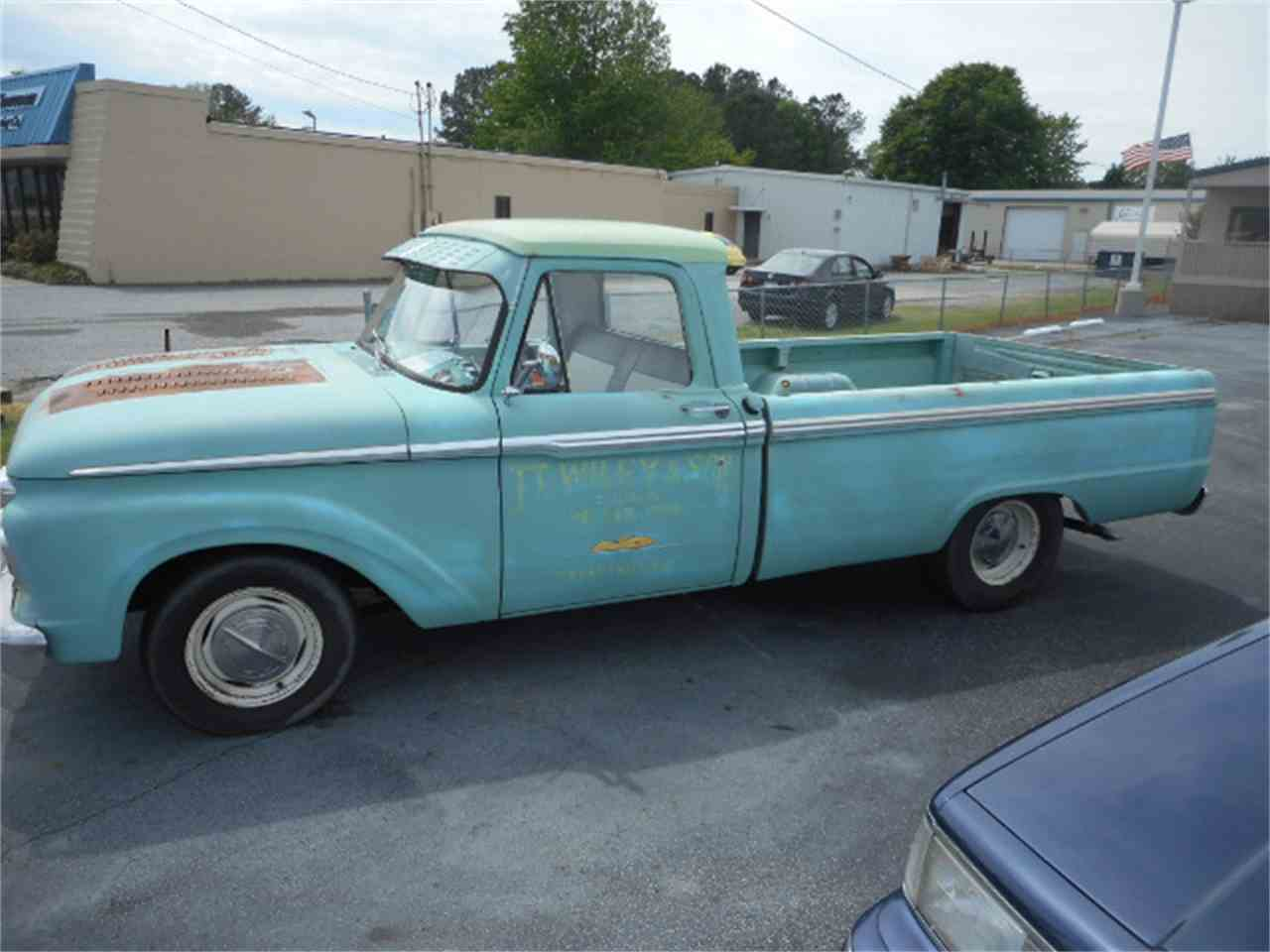 Large Picture of '65 1/2 Ton Pickup - KKK7