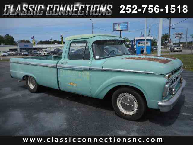 1965 Ford 1/2 Ton Pickup | 959767