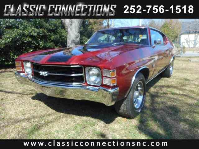 1971 Chevrolet Chevelle Malibu | 959768