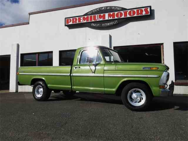 1972 Ford F100 | 959777