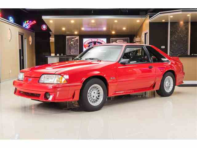 1990 Ford Mustang GT | 959782