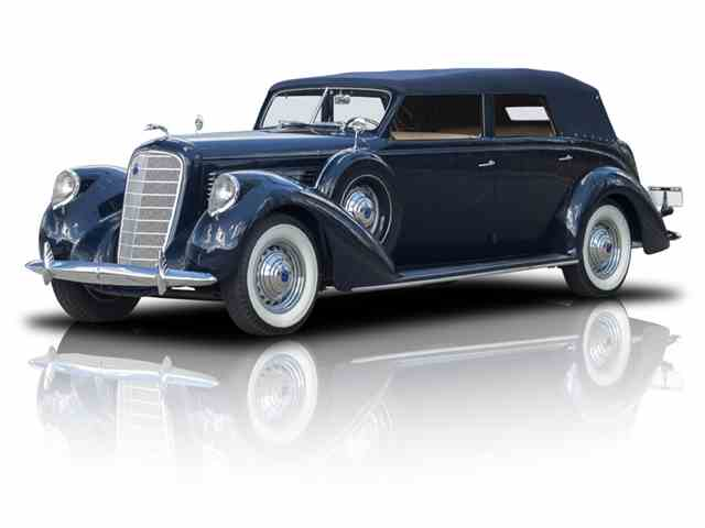 1938 Lincoln Model K LeBaron | 959788