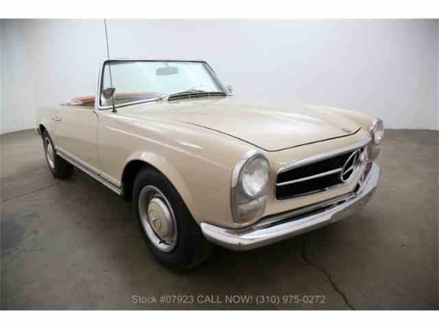 1966 Mercedes-Benz 230SL | 959789