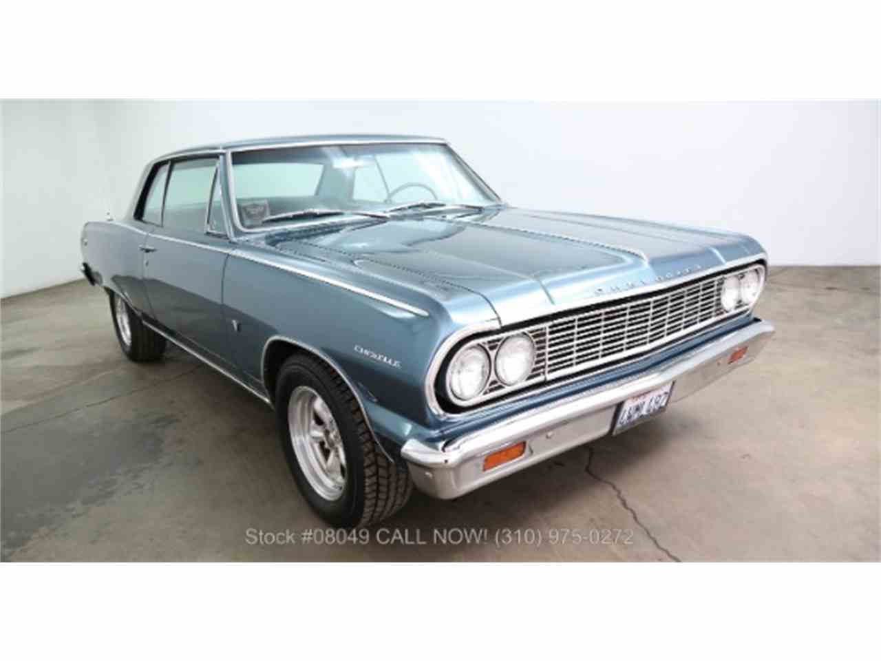1964 chevrolet malibu ss for sale cc. Black Bedroom Furniture Sets. Home Design Ideas