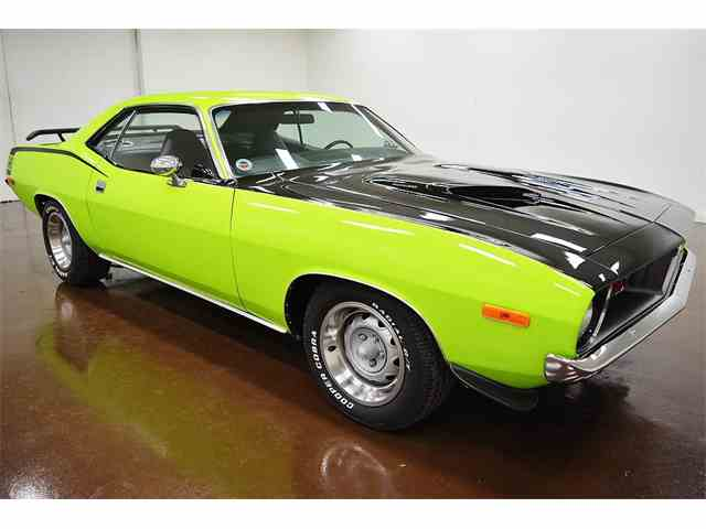 1973 PLYMOUTH BARRACUDA 340 V8 | 959797