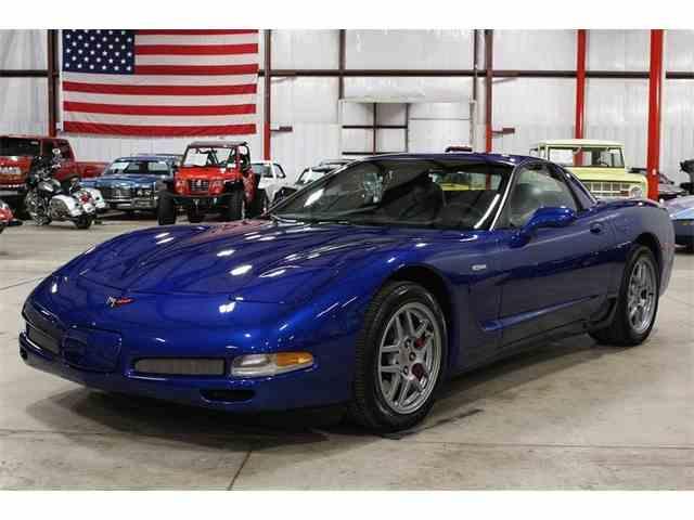 2002 Chevrolet Corvette | 959800