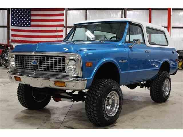 1971 Chevrolet Blazer | 959802