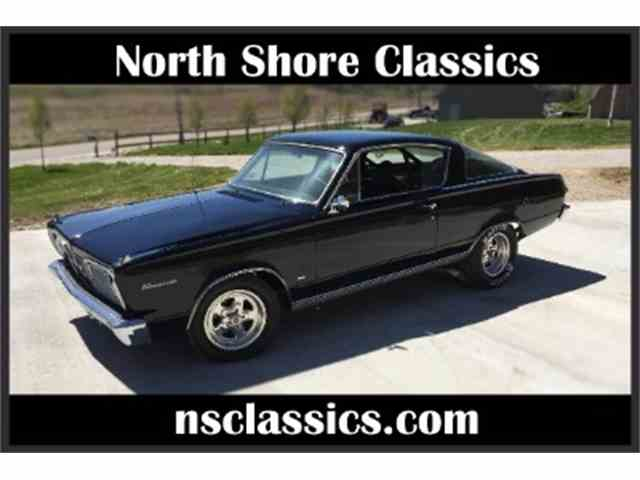 1966 Plymouth Barracuda | 959814