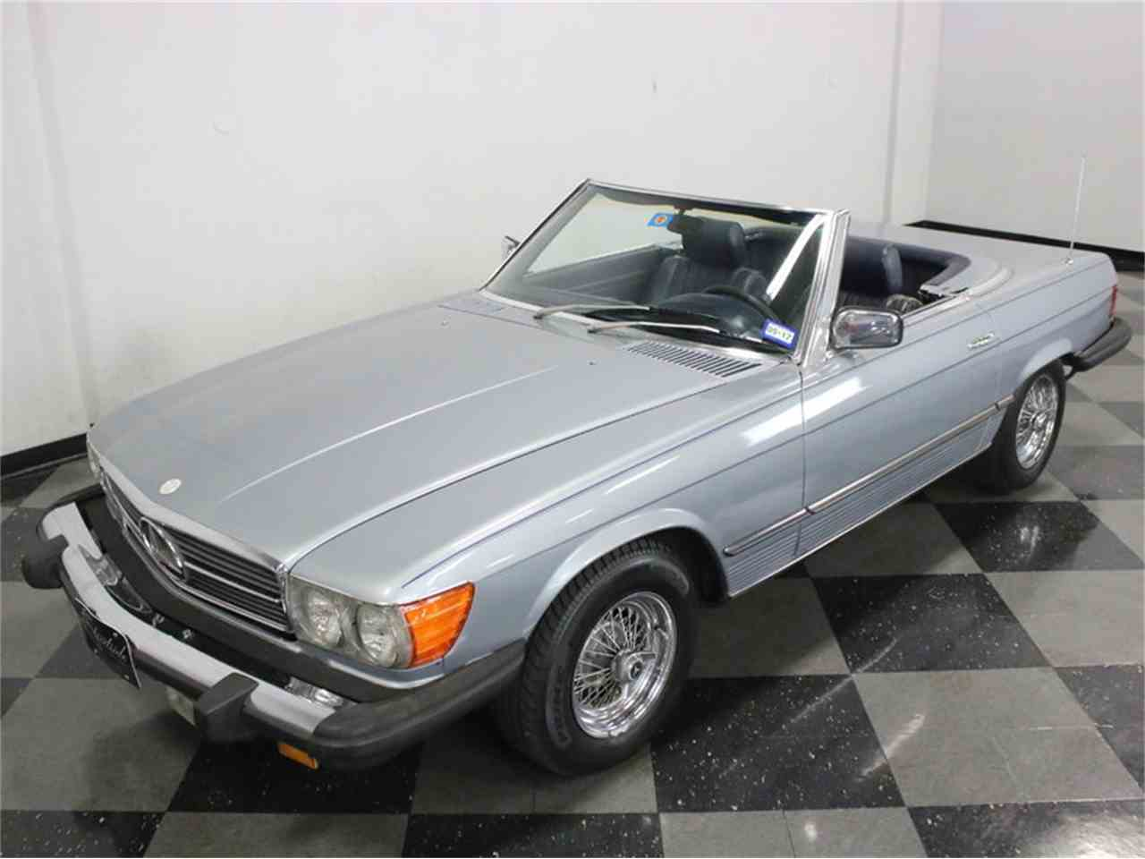 1980 mercedes benz 450sl for sale cc for Mercedes benz ft worth