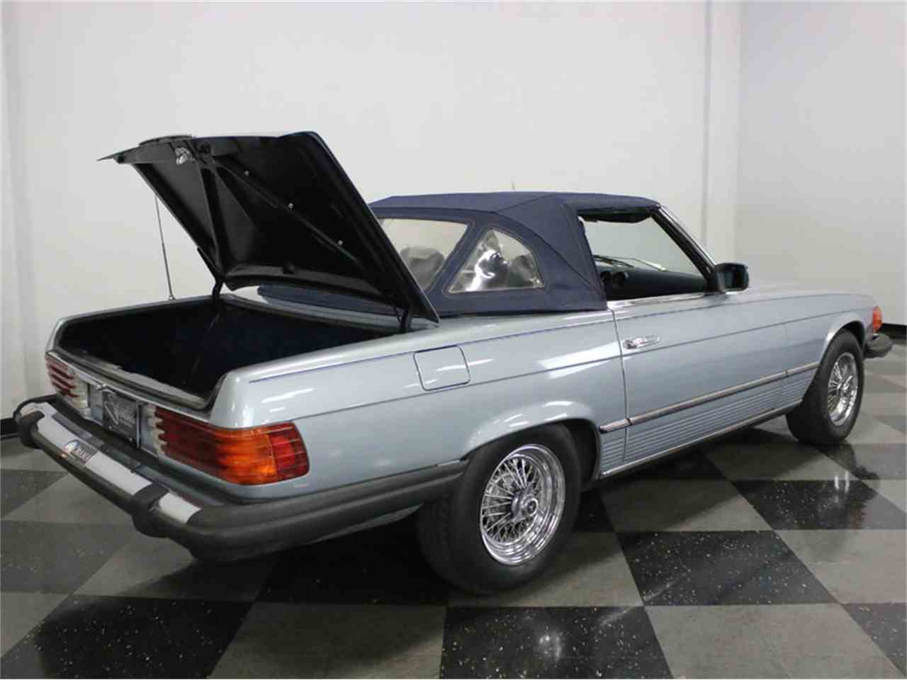1980 mercedes benz 450sl for sale cc for Mercedes benz tyler texas