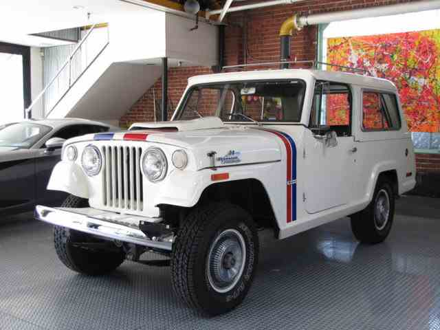 1971 Jeep Jeepster  Commando | 959830