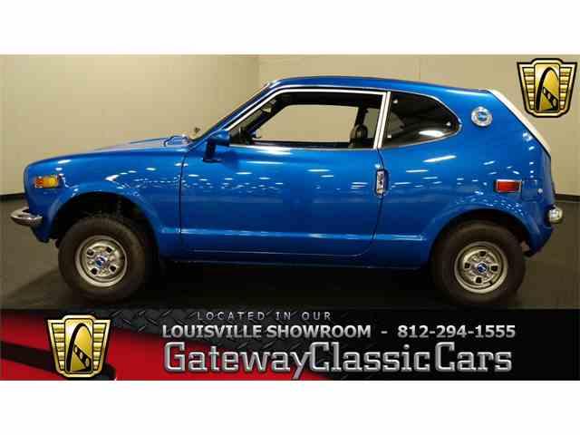 1971 Honda Coupe | 959843