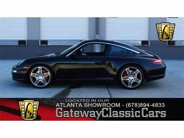 2008 Porsche 911 | 959856