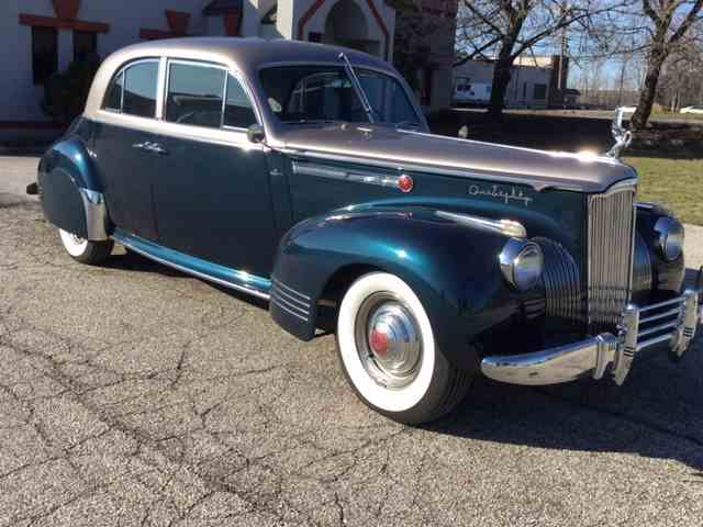 1941 Packard Custom Super 8 One-Eighty Sport Brougham by LeBaron | 959865