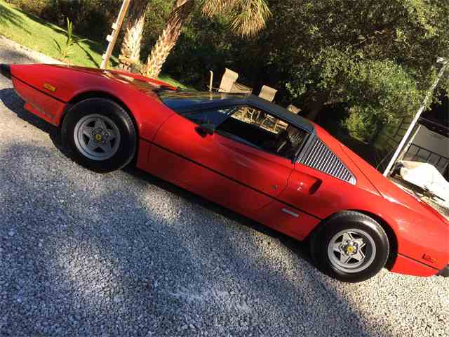 Classic Ferrari 308 GTS for Sale on ClassicCarscom  13 Available
