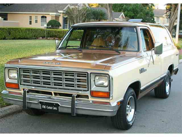 1985 Dodge Ramcharger | 959874