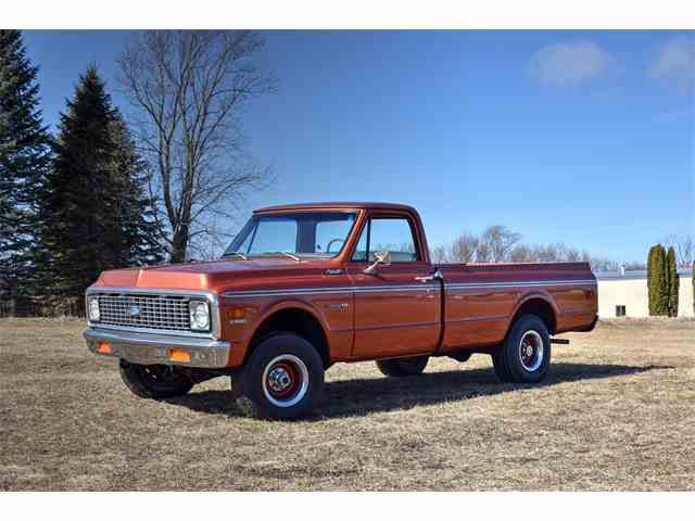1972 Chevrolet C/K 10 | 959887